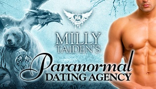 Paranormal Dating Agency (PDA) Kindle World Banner