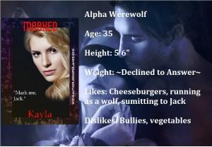 Kayla Character Profile