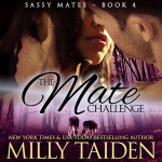 The Mate Challenge (Audiobook)