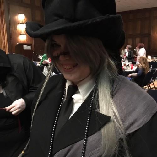 TNEE: She had best costume hands down!