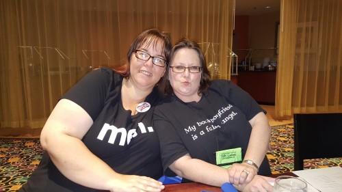 TNEE: Jennifer Wedmore and Heather Ray