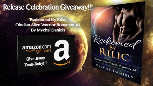 Rilic Release Day Giveaway
