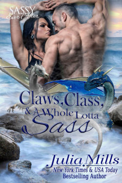 Claws, Class & A Whole Lotta Sass by Julia Mills
