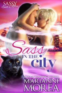 Sass in the City by Marianne Morea