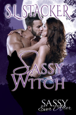 Sassy Witch by S.L. Stacker