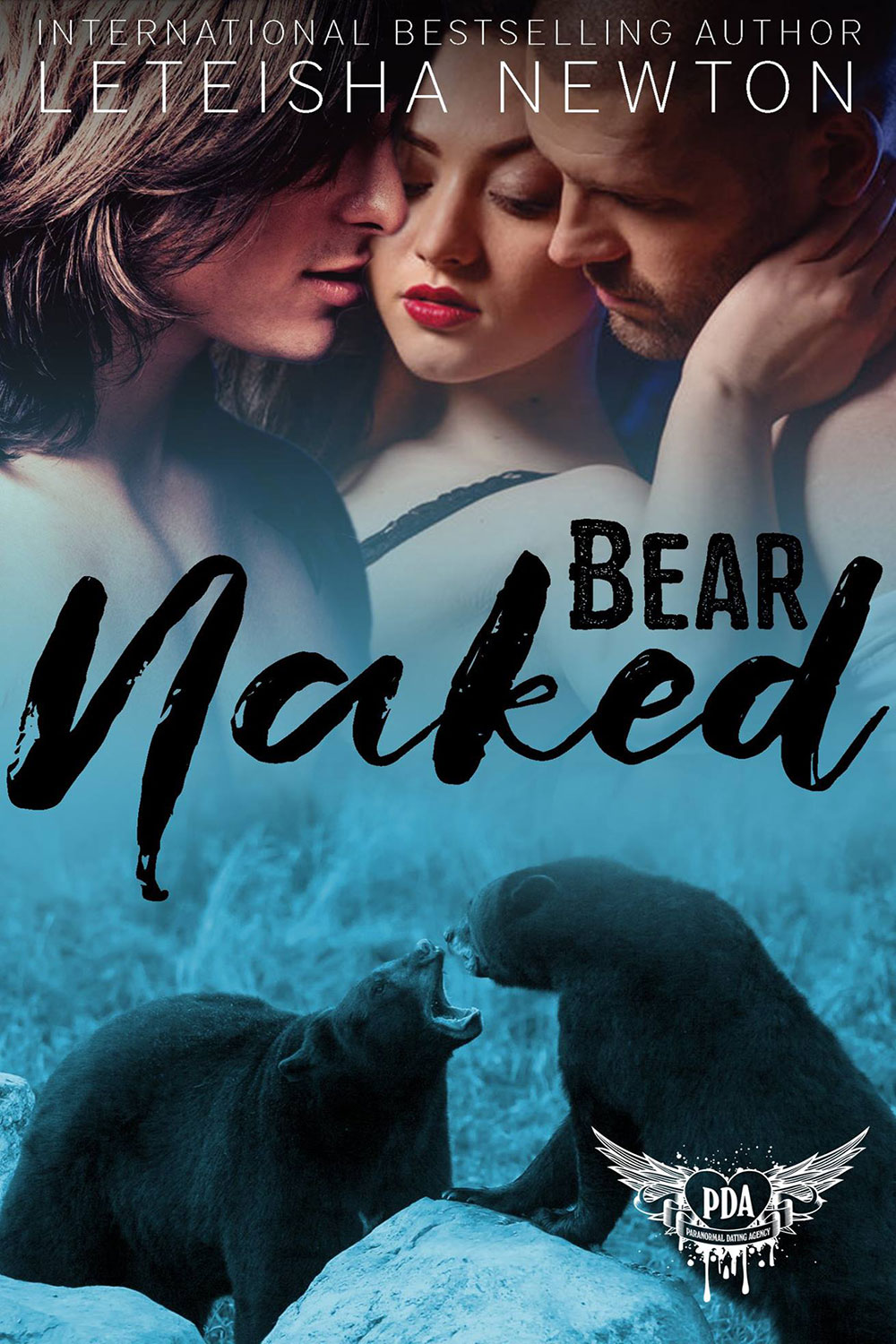 Bear Naked by Leteisha Newton