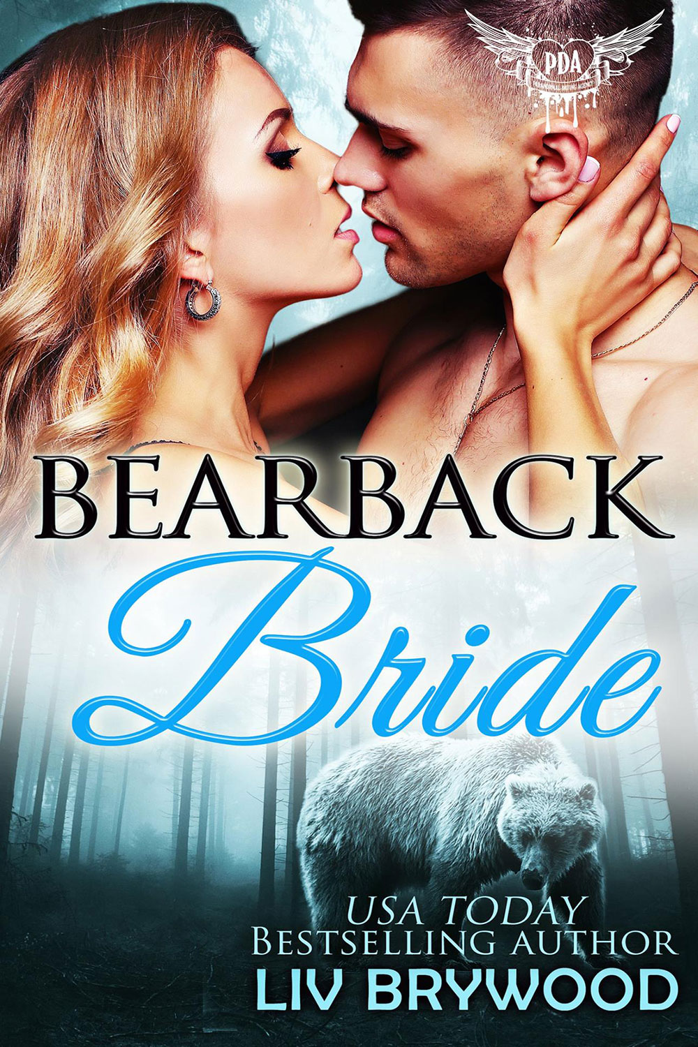 Bearback Bride by Liv Brywood