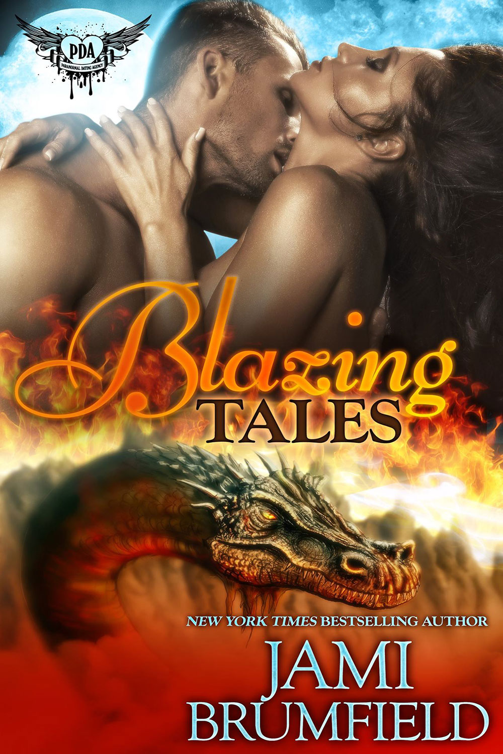 Blazing Tales by Jami Brumfield