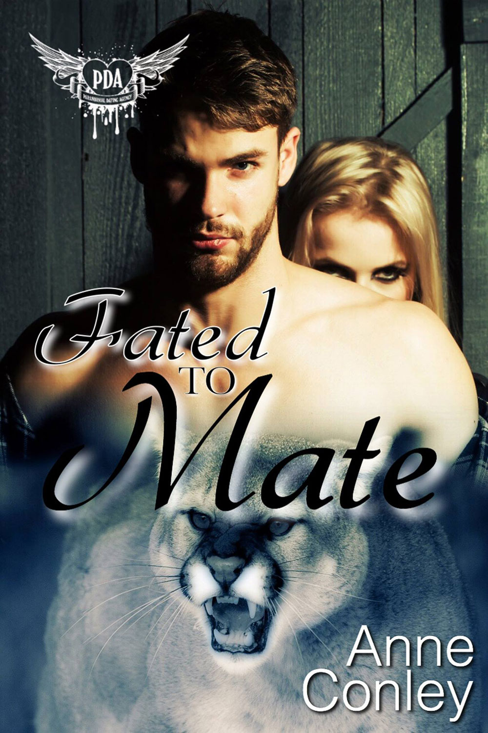 Fated To Mate by Anne Conley