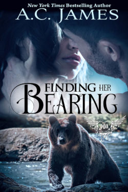 Finding Her Bearing by A.C. James
