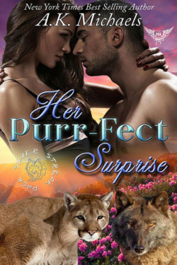 Her Purr-Fect Surprise by A.K. Michaels