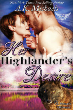 Her Highlander's Desire by A.K. Michaels