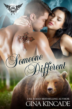Someone Different by Gina Kincade