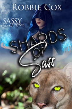 Shards of Sass by Robbie Cox