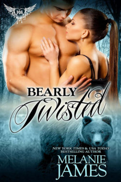 Bearly Twisted by Melanie James