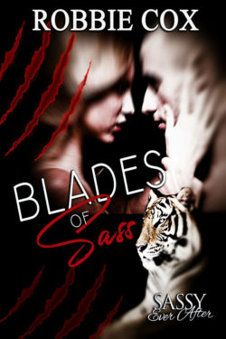 Blades of Sass by Robbie Cox