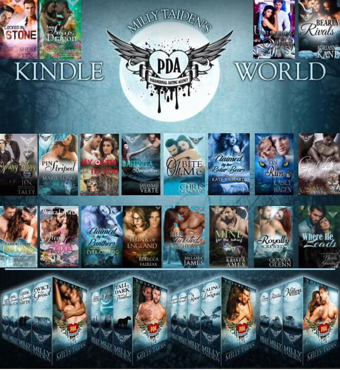 PDA Kindle World Launch April 9, 2018