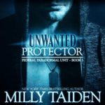 Unwanted Protector Audio Cover