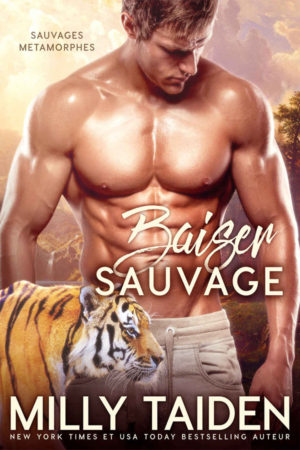 Savage Kiss (French Edition)