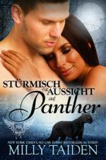 Stürmisch mit Aussicht auf Panther