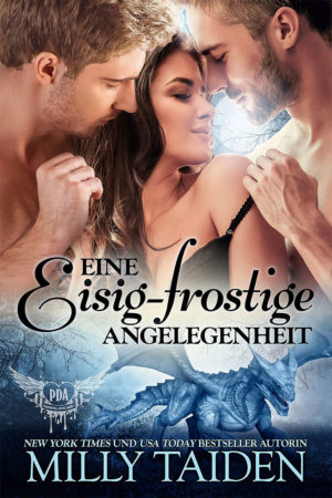 Between Ice and Frost (German Edition)