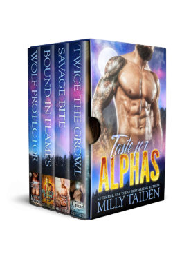 Taste for Alphas Box Set