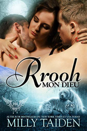 Oh, My Roared (French Edition)