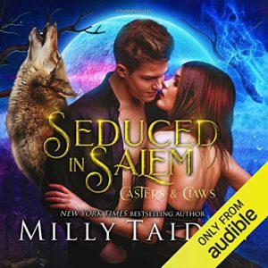 Seduced in Salem Audio